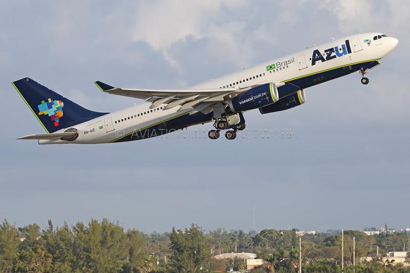 PR-AIZ | Airbus A330-243 | Azul Brazilian Airlines