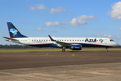 PR-AXL | Embraer ERJ-195-200IGW | Azul Brazilian Airlines