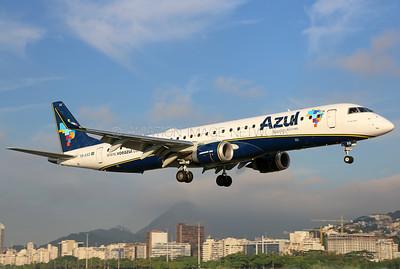 PR-AXG | Embraer ERJ-195-200IGW | Azul Brazilian Airlines