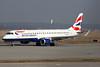 G-LCYO | Embraer ERJ-190-100SR | British Airways CityFlyer