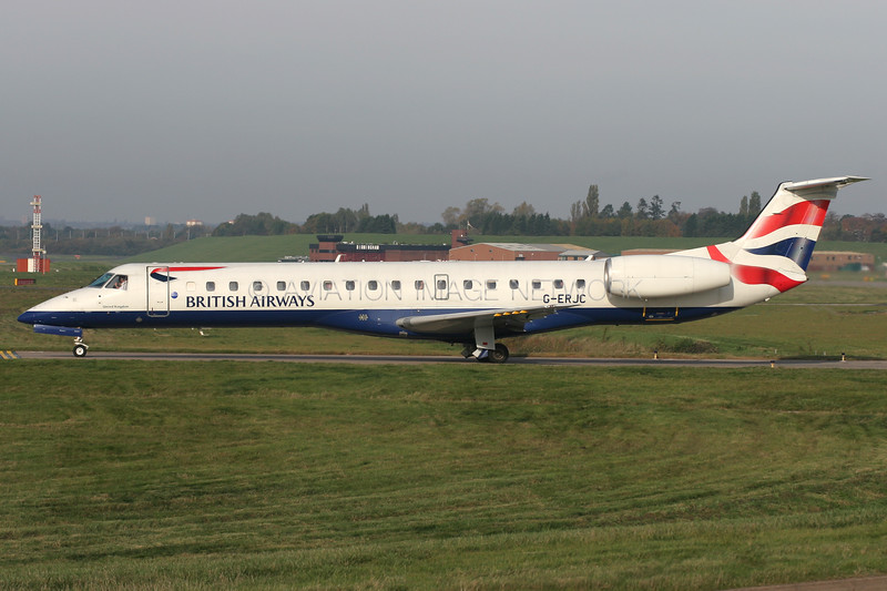 G-ERJC   Embraer ERJ-145EP   BA Connect