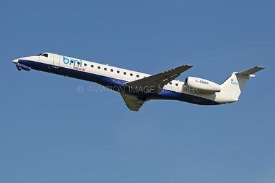 G-EMBN   Embraer ERJ-145EP   BMI Regional