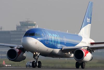 G-DBCG | Airbus A319-131 | bmi - British Midland