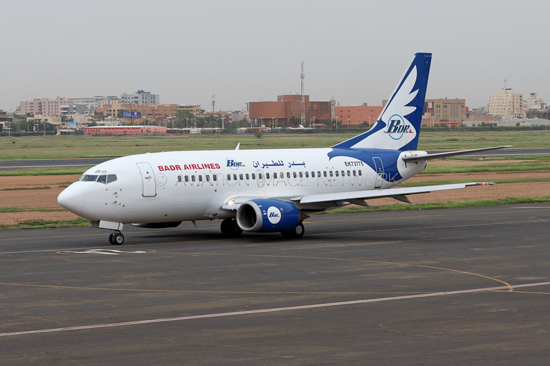 EK 73775   Boeing 737-55S   Badr Airlines
