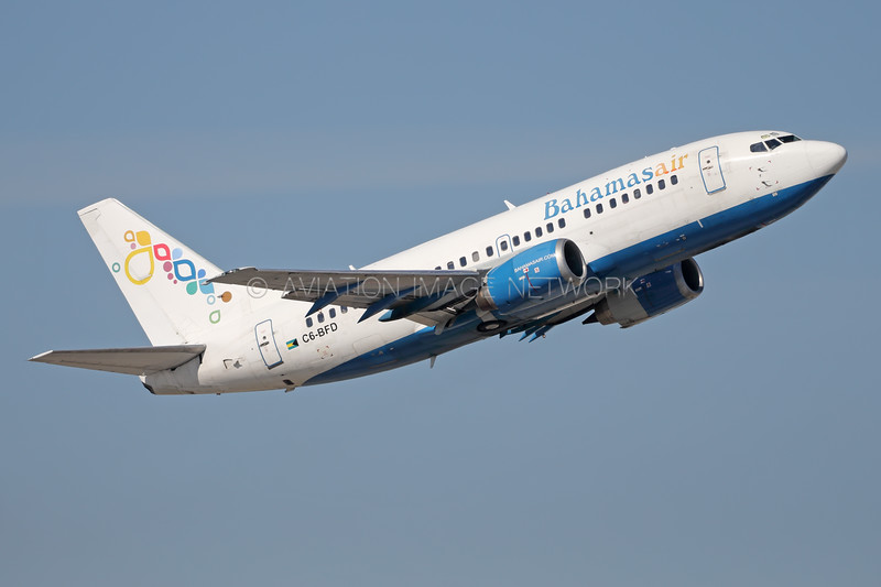 C6-BFD | Boeing 737-5H6 | Bahamasair