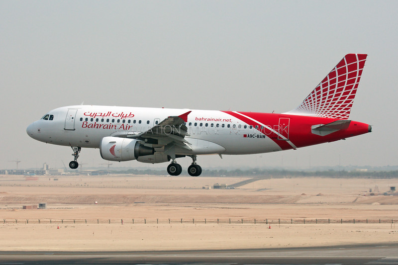 A9C-BAW | Airbus A319-111 | Bahrain Air