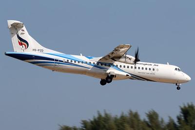HS-PZD   ATR 72-202   Bangkok Airways