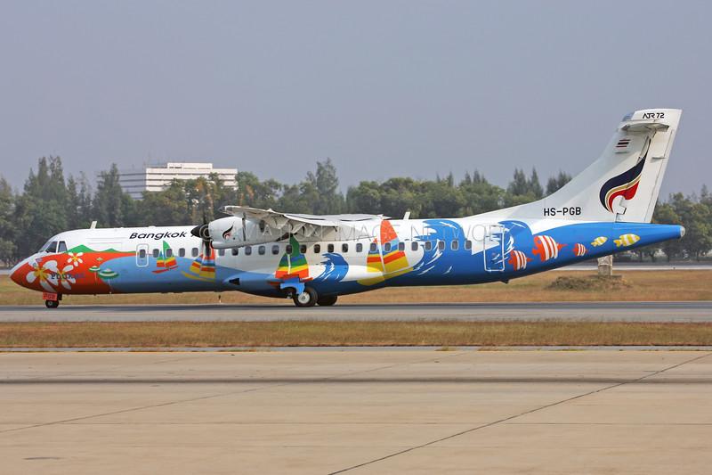 HS-PGB | ATR 72-212A | Bangkok Airways