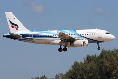 HS-PPF   Airbus A319-132   Bangkok Airways