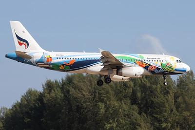 HS-PGV   Airbus A320-232   Bangkok Airways