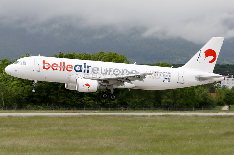 EI-LIS | Airbus A320-214 | Belle Air Europe