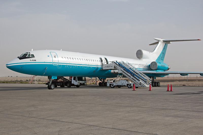 UN-85713 | Tupolev Tu-154M | Berkut Air