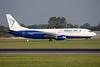 YR-BAQ | Boeing 737-4D7 | Blue Air