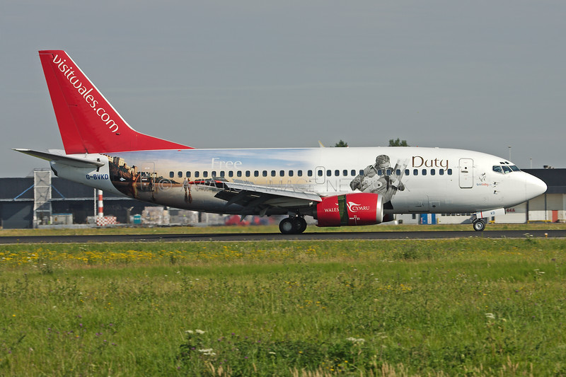 G-BVKD | Boeing 737-59D | BMI Baby