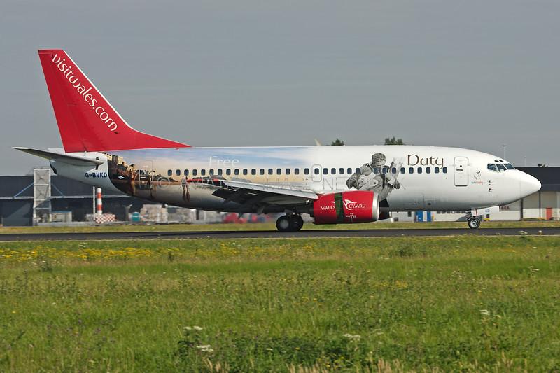 G-BVKD | Boeing 737-59D | BMI Baby