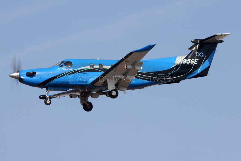 N95GE | Pilatus PC-12/47 | Boutique Air