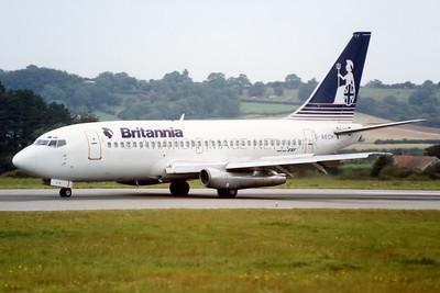 G-BECH | Boeing 737-204 (A) | Britannia Airways
