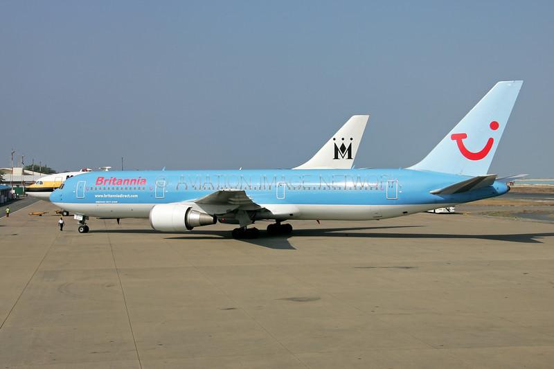 G-OBYD | Boeing 767-304/ER | Britannia Airways
