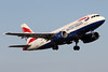 G-EUOE | Airbus A319-131 | British Airways