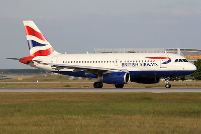 G-EUOC | Airbus A319-131 | British Airways