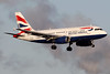 G-EUPW | Airbus A319-131 | British Airways