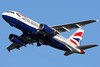 G-EUPF | A319-131 | British Airways