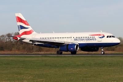 G-EUPP   A319-131   British Airways