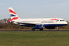 G-EUPP | Airbus A319-131 | British Airways