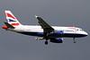 G-EUPD | Airbus A319-131 | British Airways