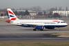 G-EUUN | Airbus A320-232 | British Airways