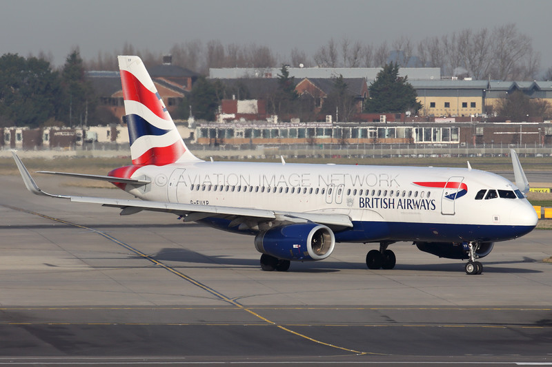 G-EUYP | Airbus A320-232 | British Airways