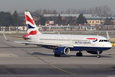 G-EUYP   Airbus A320-232   British Airways