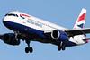 G-EUUY | Airbus A320-232 | British Airways