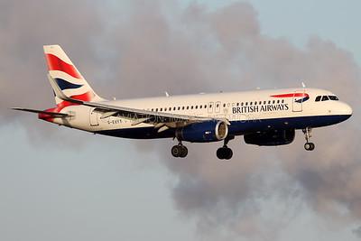 G-EUYT   A320-232   British Airways
