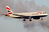 G-EUYT | A320-232 | British Airways