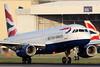G-EUUX | Airbus A320-232 | British Airways