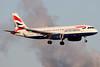 G-EUYS | Airbus A320-232 | British Airways
