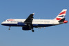 G-EUUU | Airbus A320-232 | British Airways