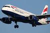 G-EUYT | Airbus A320-232 | British Airways