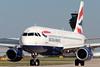 G-EUUT | Airbus A320-232 | British Airways