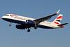 G-EUYW | Airbus A320-232 | British Airways