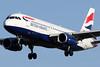 G-EUYX | Airbus A320-232 | British Airways