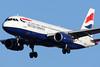 G-EUUZ | Airbus A320-232 | British Airways