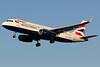 G-EUYO | Airbus A320-232 | British Airways