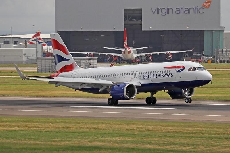 G-TTNA | Airbus A320-251N | British Airways