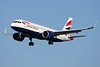 G-TTNC | Airbus A320-251N | British Airways