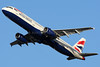 G-EUXF | Airbus A321-231 | British Airways