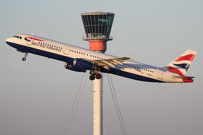 G-MEDJ | Airbus A321-231 | British Airways
