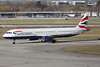 G-EUXH | Airbus A321-231 | British Airways