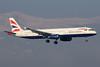 G-EUXK | Airbus A321-231 | British Airways